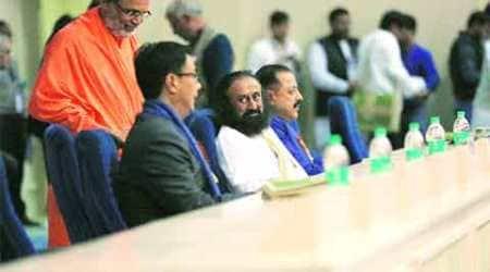 At event to celebrate 10th century philosopher, speakers discuss tolerance, Kashmirissue