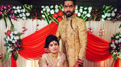 Jadeja gets engaged to Reeva Solanki