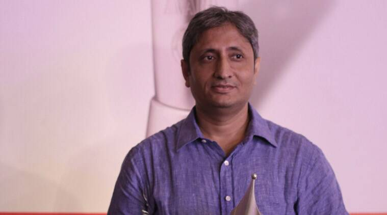 Ravish Kumar, Kuldip Nayar journalism award, Ravish Kumar award, Ravish Kumar Kuldip Nayar award, journalism award, india news, latest news, indian express
