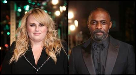 Rebel Wilson shocks with transgender, Idris Elba 'joke' at Bafta 2016