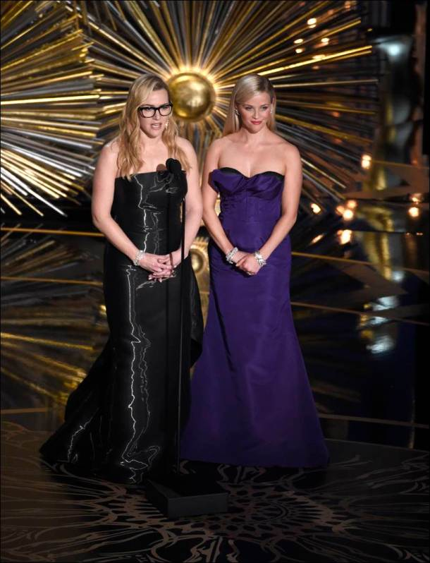oscars, oscar awards 2016, priyanka chopra, oscar awards presenters, kate winslet, reese witherspoon
