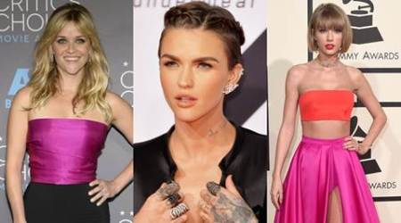 Reese Witherspoon, Ruby Rose, Taylor Swift, Taylor Swift, Taylor Swift's speech, Ruby Rose news, Reese Witherspoon news, entertainment news