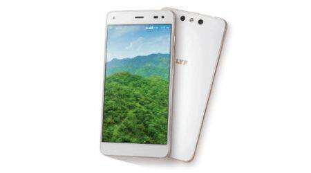 Video: Reliance LYF Earth 1at Rs 23,990, here's the first look