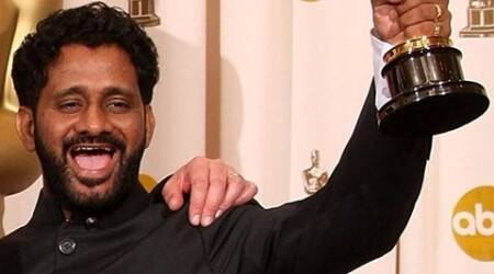 Resul Pookutty becomes first Asian to win Golden Reel Award