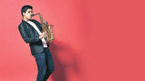 Rhys Sebastian, one of India's leading  saxophonists, on his upcoming album and why jazz really moves him