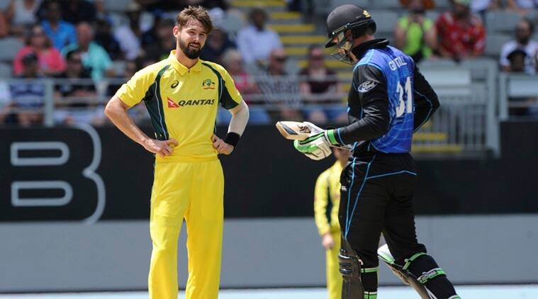 NZ vs Aus, Aus vs NZ, Australia New Zealand, New Zealand Australia, Kane Richardson, Kane Richardson injury, Richardson injury, Joel Paris, cricket news, Cricket