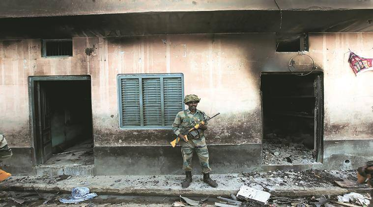 Muzaffarnagar, Muzaffarnagar riots, Muzaffarnagar DM,Muzaffarnagar SSP,Muzaffarnagar riots case withdrawal, Uttar Pradesh, India News, Indian Express news