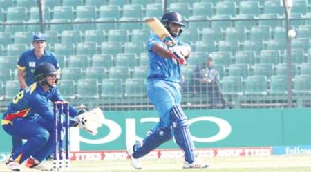 Under-19 World Cup, u19 world cup, Rishabh Pant, Under-19 World Cup news, u19 world cup news, Under-19 World Cup cricket, u19 india cricket team, cricket news, sports news