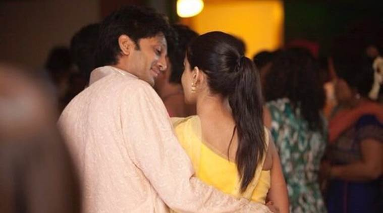 Genelias Beautiful Message To Riteish Deshmukh Ill Always Hold Onto You So Tight See Pic