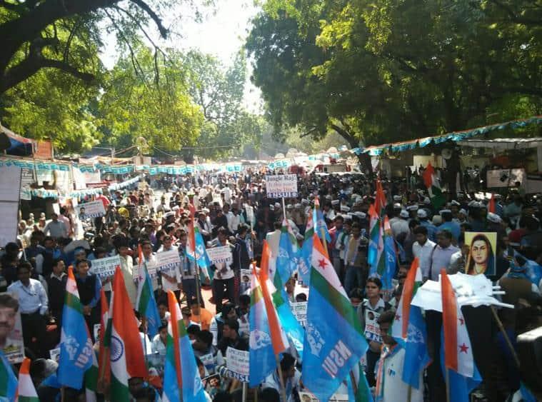 Rohith Vemula, Chalo Delhi, Dalit suicide