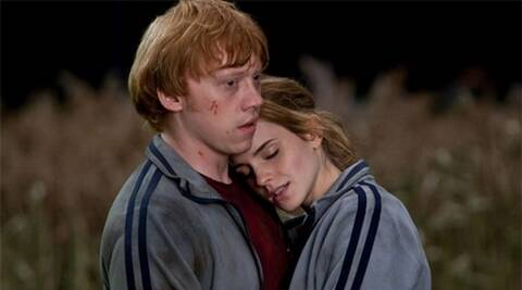 Rupert Grint, Ron, Hermoine, Ron Hermoine, Harry Potter, Emma Watson, Ron Weasley, Hermoine Granger, Entertainment news