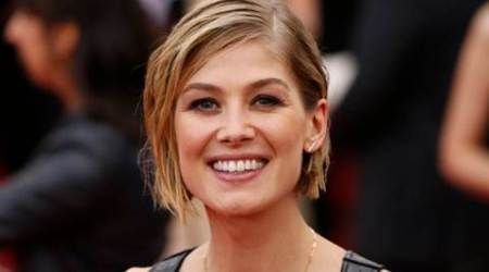 Rosamund Pike voicing character in 'Thunderbirds' remake