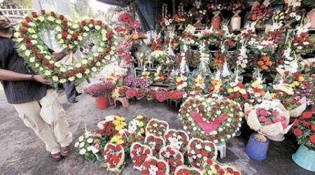 Demand for roses wilting this season