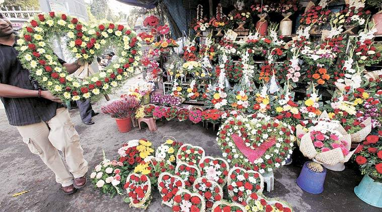 valentines week, valentines day, demand for rose, pune news