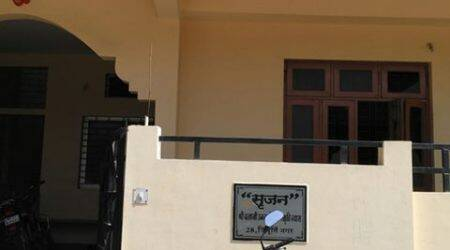 Bhojshala on Basant Panchami, the day after locals attack RSS office, leaders' houses