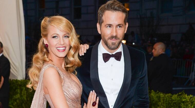 Ryan Reynolds, blake lively, Ryan Reynolds blake lively, Ryan Reynolds wife, Ryan Reynolds news, Ryan Reynolds movies, entertainment news