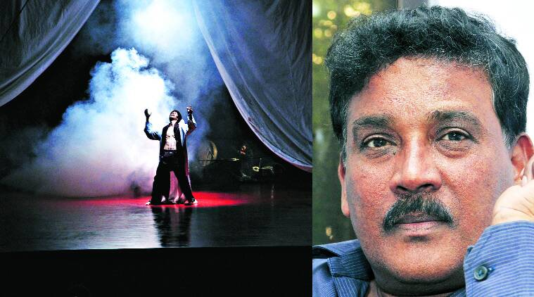 exhibition, theatre exhibition, photographer S Thyagarajan, photogrphy exhibition, talk