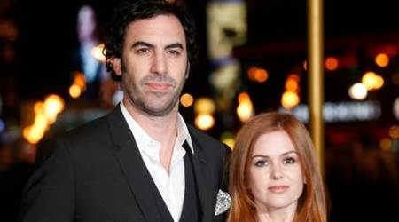 Isla Fisher not a Borat fan