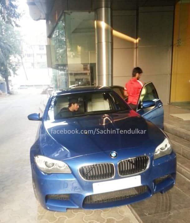 Auto Expo 2016: Here's a look at Virat Kohli, Sachin Tendulkar's cars