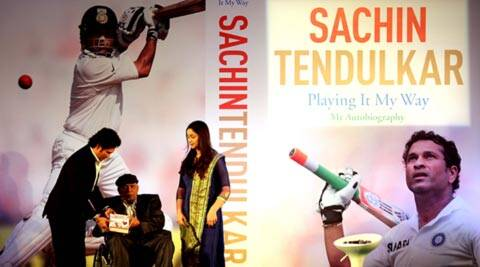 Sachin Tendulkar's autobiography smashes sales  records, logs Rs 13.51 crore