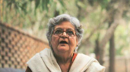 In times of turbulence, it is important to put peoples' aspirations to the fore: Salima Hashmi