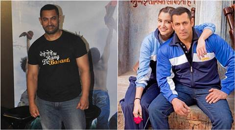 Have lot of expectations from Salman Khan's  'Sultan': Aamir Khan