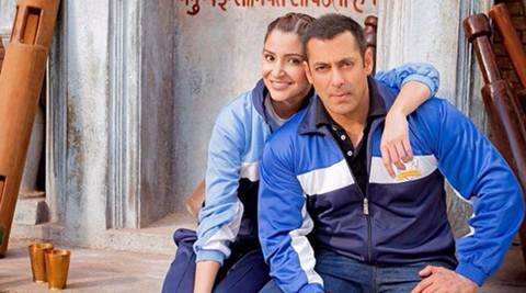 Salman Khan, Anushka Sharma, Sultan, Salman Khan Anushka Sharma, Salman Khan Sultan, Salman Anushka, Salman Anushka Sharma, Salman Anushka Pic, Salman Khan Sultan pic, Salman Khan Valentine's day, Ali Abbas Zafar, Salman celebrates Valentine's Day, Entertainment news