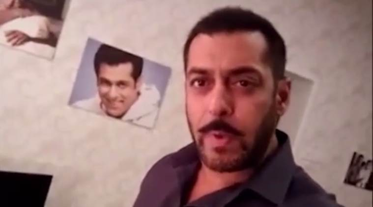 Salman Khan, Salman khan Fear, Salman khan Biggest Fear, Salman Khan Fearless, Salman khan Fears no one, Salman Fearless, Salman khan Video, Salim Khan, Salman Khan father, Sonam Kapoor, Parineeti Chopra, Alia Bhatt, Athiya Shetty, Entertainment news