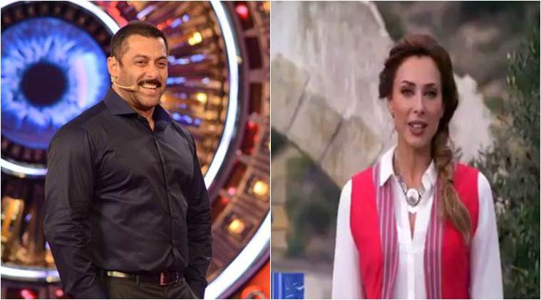 salman khan, iulia vantur, salman khan iulia vantur, salman khan girlfriend, iulia vantur tv show, the farm, salman khan the farm, salman khan iulia the farm, salman iulia to host farm, salman iulia news, salman iulia latest news, salman khan iulia latest news, entertainment news