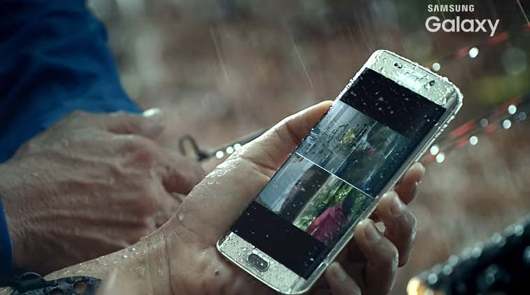 Samsung Galaxy S7, Galaxy S7 edge, Galaxy S7 video, Samsung, Galaxy S7 waterproof, Galaxy S7, Galaxy S7 new pics, Samsung Galaxy S7 launch, Galaxy S7 edge launch,Samsung NextGalaxy, technology, technology news