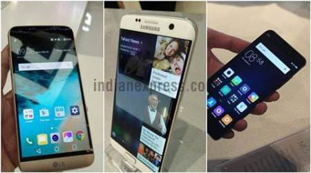 Samsung Galaxy S7, LG G5, Xiaomi Mi 5, MWC 2016, Samsung Galaxy S7 Edge, LG G5 modular smartphone, top smartphones at MWC, MWC smartphone launches, mobiles, Android, tech news, technology