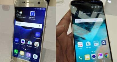 LG G5, Samsung Galaxy S7 vs LG G5, Samsung, LG, G5 launch, Samsung Galaxy S7, G5 price, Galaxy S7 series, Galaxy S7 edge, MWC, MWC 2016, technology, technology news