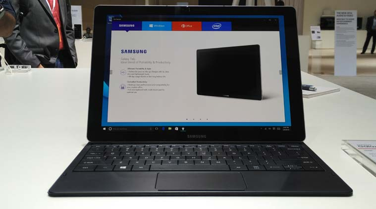 Samsung Galaxy TabPro S, Samsung Galaxy TabPro S India launch, Samsung Galaxy Forum, Samsung Forum 2016, Galaxy TabPro S specs, Galaxy TabPro S price, Galaxy TabPro S features