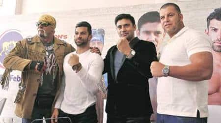 SAngram Singh, Pro Kushti, Kushti championship, India wrestling, India wrestling championship, india sports, india news