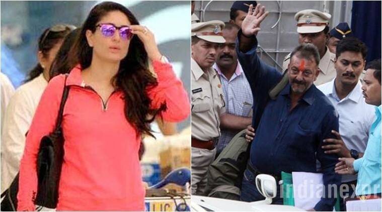 Sanjay Dutt, Kareena Kapoor Khan, Sanjay Dutt kareena, Sanjay Dutt news, Sanjay Dutt release, Sanjay Dutt film, Kareena Kapoor Khan news, Kareena Kapoor Khan film, Kareena Kapoor film, Kareena Kapoor upcoming film, entertainment news