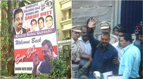 Sanjay Dutt leaves Pune's Yerwada jail: Here's  what family and fans have planned for Munnabhai