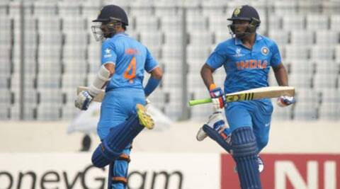 u19 world cup, india u19, ind u19, u19 cricket world cup, u-19 world cup, india cricket team, india cricket match, india cricket score, sarfaraz khan, sarfaraz, ind u19 vs sl u19, cricket news, cricket score, cricket