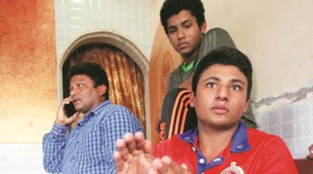 The God-Fathers: The story of  Sarfaraz Khan's father