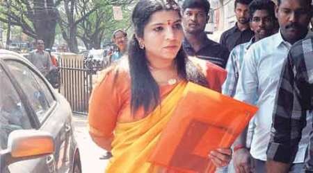 Solar scam: Had freedom to enter Chandy's house anytime, says Saritha N Nair