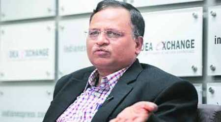 Will use every inch of space to double beds in hospitals: SatyendarJain