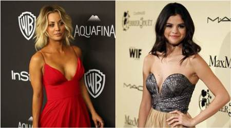 Selena Gomez, Kaley Cuoco to present at Grammys