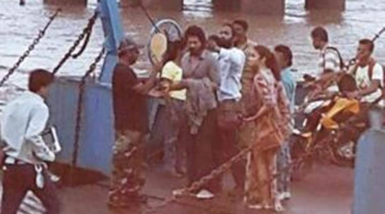 shah rukh khan, alia bhatt, gauri shinde, shah rukh khan alia bhatt, srk alia, srk alia bhatt, srk pics, srk goa shooting, alia goa shooting, srk alia goa, entertainment news