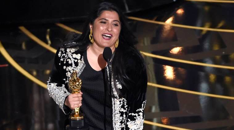 Oscars, Oscars 2016, Oscars winner, Sharmeen Obaid-Chinoy, Sharmeen Obaid-Chinoy oscar, Sharmeen Obaid-Chinoy oscar winner, Sharmeen Obaid-Chinoy news, entertainment news