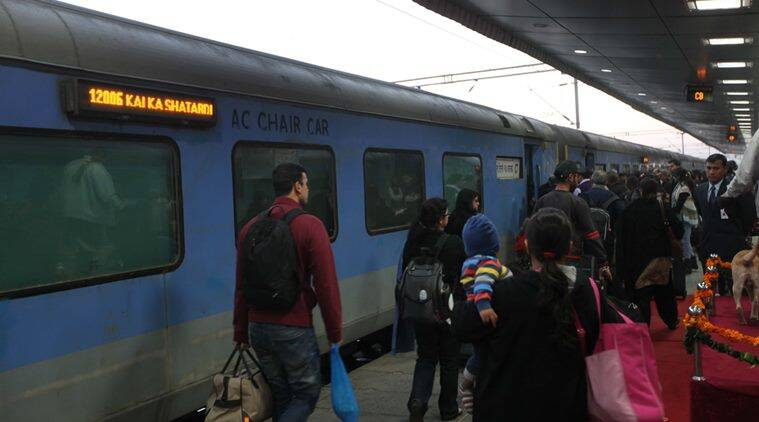 shatabdi news, chandigarh news, indain express news,latest news