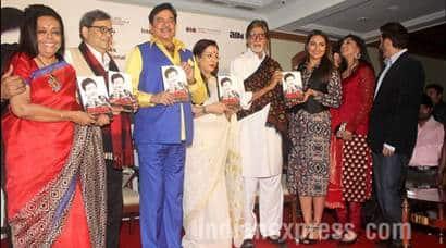 Amitabh Bachchan, Sonakshi Sinha, Shatrughan Sinha, Sonakshi Sinha Shatrughan Sinha, Sonakshi Sinha Poonam Sinha, Amitabh Bachchan shatrughan Sinha, Anything But Khamosh, Entertainment news