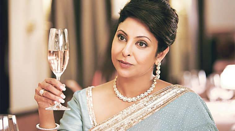 Shefali Shah has her fingers crossed for TOIFA 2016 The Indian Express