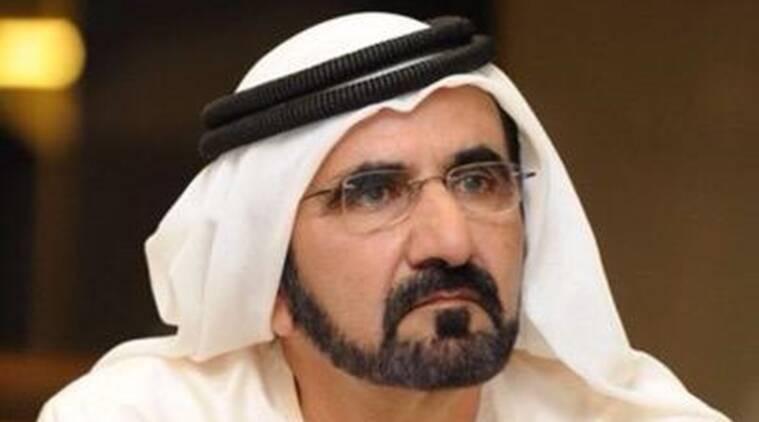 File photo of Sheikh Mohammed bin Rashid Al Maktoum. (Source: Twitter)