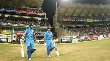 Shikhar Dhawan, Dhawan batting, Dhawan runs, Dhawan, Rohit Sharma, Rohit batting, Rohit 200, Rohit century, bcci, India cricket, asia cup, World T20, sports, cricket news, Cricket