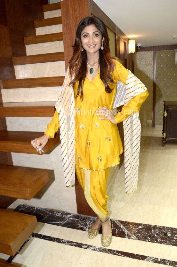 Shilpa Shetty, style file, fashion trends
