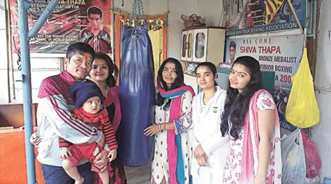 Home-grown champ: Story of Indian Olympic Boxer Shiva Thapa